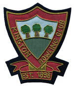 Kington Bowling Club Logo